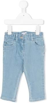 Givenchy Kids star print jeans