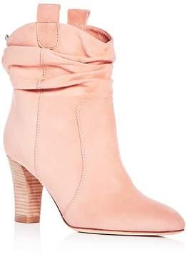 Sarah Jessica Parker Women's Sloan Suede High Heel Booties - 100% Exclusive