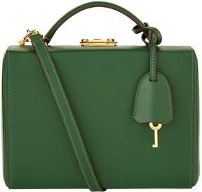 Mark Cross Small Grace Saffiano Box Bag