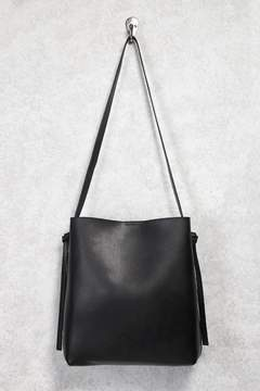 Forever 21 Faux Leather Shoulder Tote Bag