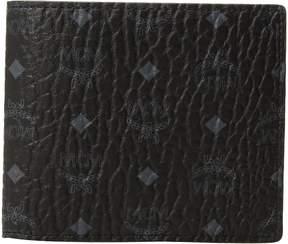 MCM Visetos Original Wallet Handbags