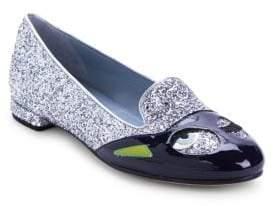 Chiara Ferragni Bianco Slippers