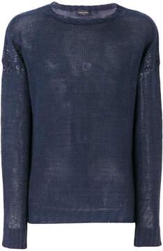Roberto Collina sheer sweater