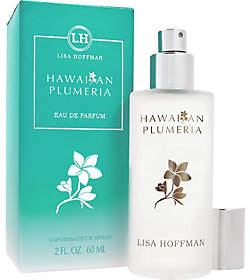 Lisa Hoffman Hawaiian Plumeria Eau de Parfum, 2oz
