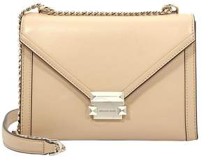 Michael Kors Whitney Large Shoulder Bag- Butternut - ONE COLOR - STYLE