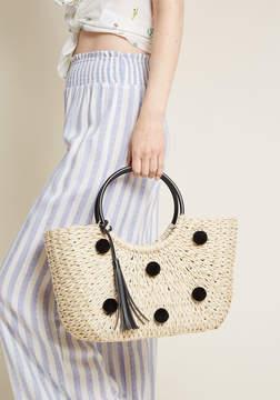 Urban Expressions Inc. Spark Spontaneity Straw Bag