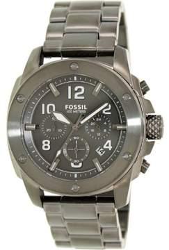 Fossil Modern Machine FS5017 Black Dial Watch