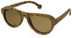 Spectrum Marzo Wood Sunglasses