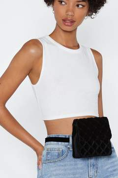 Nasty Gal WANT Hang It Up Belt Bag