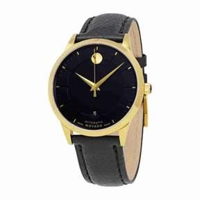 Movado 1881 Automatic Black Dial Men's Watch 0607021