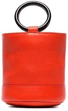 Simon Miller red Bonsai 15 bucket bag