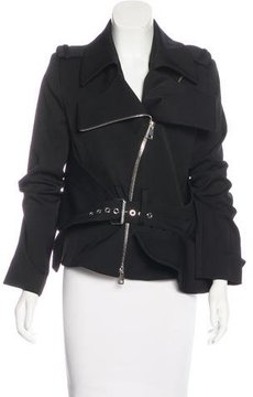 Bouchra Jarrar Structured Fitted Jacket