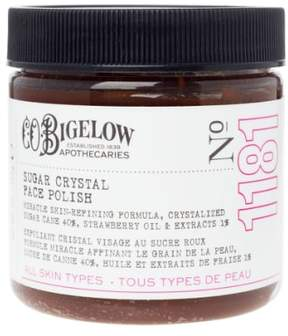 C.o. Bigelow Sugar Crystal Face Polish