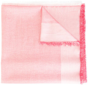 Dondup raw-edge scarf