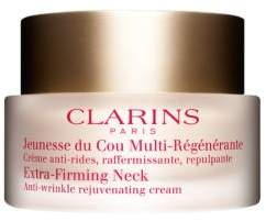 Clarins Extra-Firming Neck Anti-Wrinkle Rejuvenating Cream/1.6 oz.