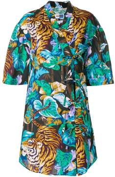 Kenzo shortsleeved shirt dress
