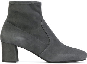 Prada panelled ankle boots