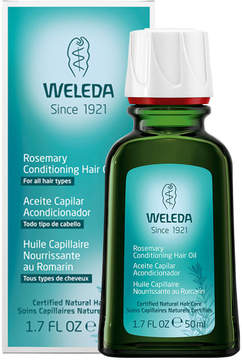Weleda Rosemary Conditioning Hair Oil by 1.7floz Oil)