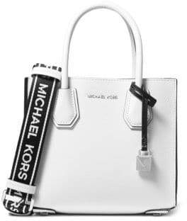 MICHAEL Michael Kors Mercer Accordion Messenger Bag