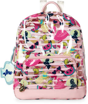 Betsey Johnson Luv Betsey By Pink Iseeu PVC Backpack