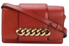 Givenchy Women's Red Leather Shoulder Bag.