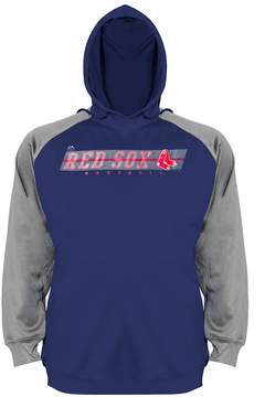 Majestic Big & Tall Boston Red Sox Raglan Hoodie