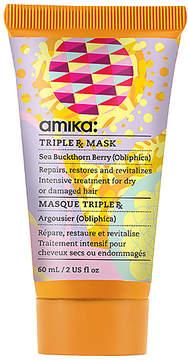 Amika Travel Triple Rx Mask.