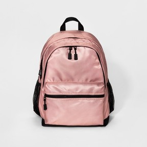 Mossimo Supply Co. Women's Multi-Compartment Dome Backpack - Mossimo Supply Co. Blush Pink