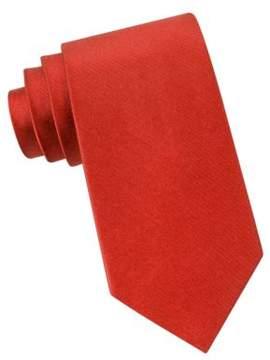 MICHAEL Michael Kors Sapphire Silk Tie