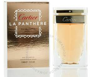Cartier La Panthere by EDP Spray 2.5 oz (w)