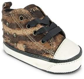 Ralph Lauren Girls' Sag Harbour Sneakers - Baby