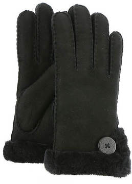 UGG Women's Bailey Button Side Vent Shearling Glove