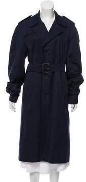 Aquascutum London Belted Trench Coat