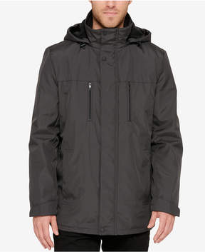 Kenneth Cole Men's Hooded Systems Coat
