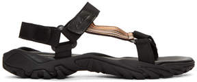 Paul Smith Black Harada Sandals