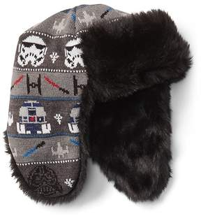 Gap | Star Wars fair isle trapper hat