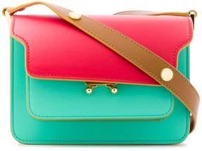 Marni colour block Trunk bag