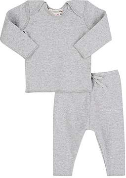 Bonpoint Cotton T-Shirt & Leggings Set