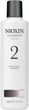 Nioxin System 2 Cleanser Shampoo - 5.1 oz.