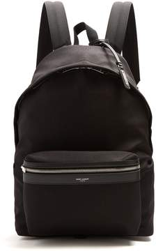Saint Laurent Classic canvas backpack