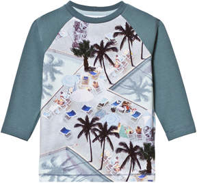 Molo Ramsey Swimming Pool T-shirt