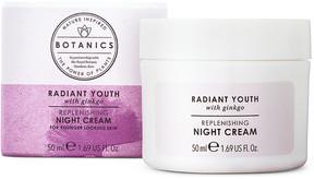 Botanics Radiant Youth Replenishing Night Cream