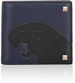 Valentino Men's Panther Billfold