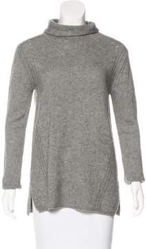 White + Warren Turtleneck Knit Sweater