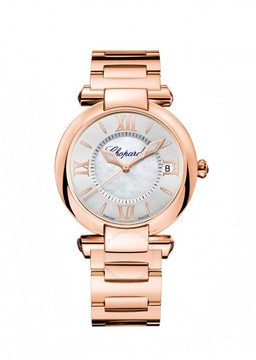 Chopard Imperiale 18K Rose Gold Automatic Ladies Watch 384822-5003