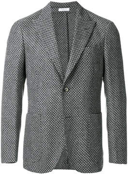 Boglioli patterned blazer