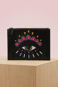 Kenzo A4 Eye Pouch