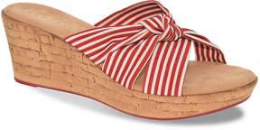 Italian Shoemakers Panache Wedge Sandal - Women's