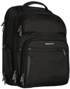 Briggs & Riley @ Work Large Clamshell Backpack Bags