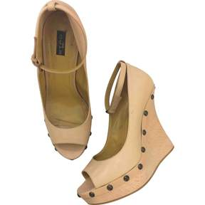 Etro Leather heels